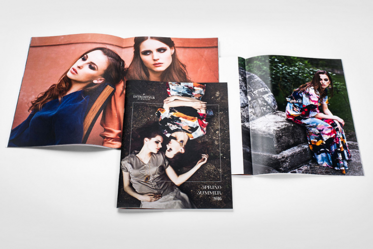 Introstyle catalog printed by KOPA printing
